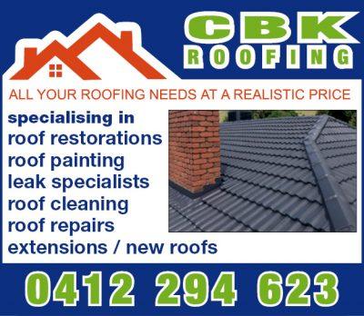 CBK Roofing