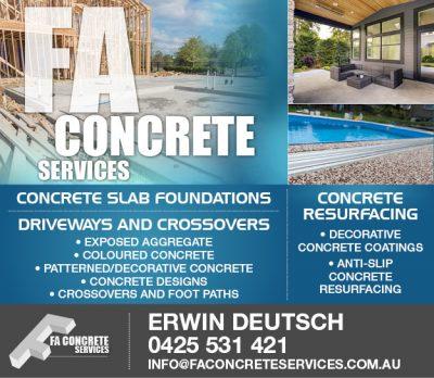 FA Concrete