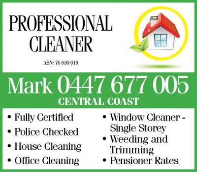 Mark Warner Cleaning