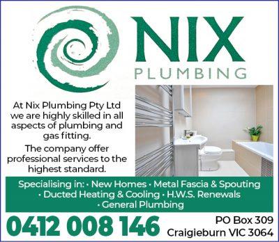 Nix Plumbing