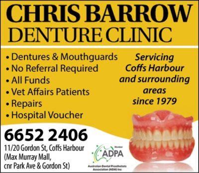 Chris Barrow Denture Clinic